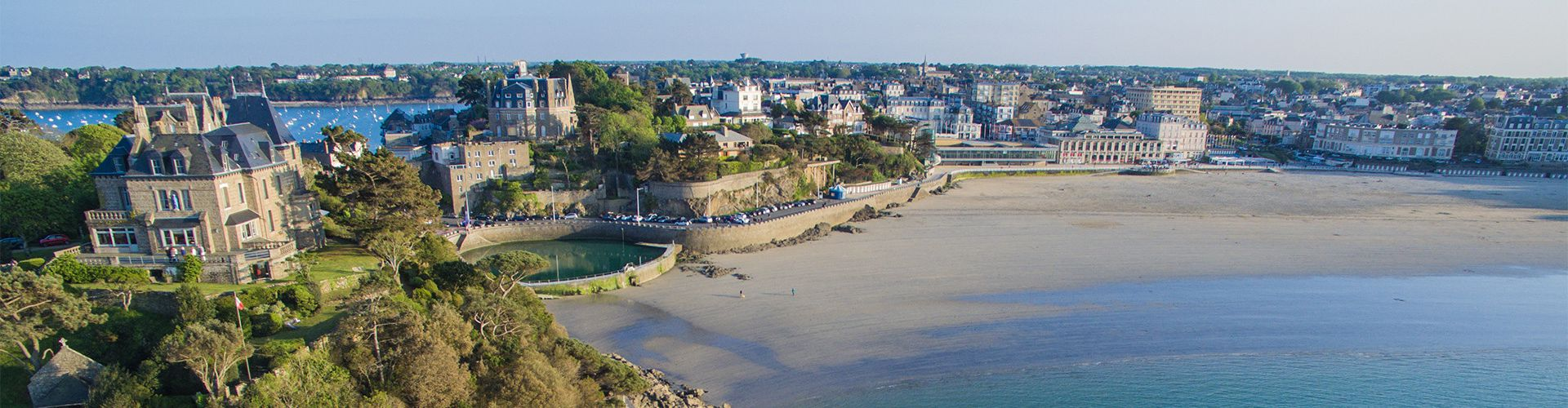 Buy sales property seaside Saint Lunaire Saint Briac Lancieux Saint Malo Côte d'Emeraude
